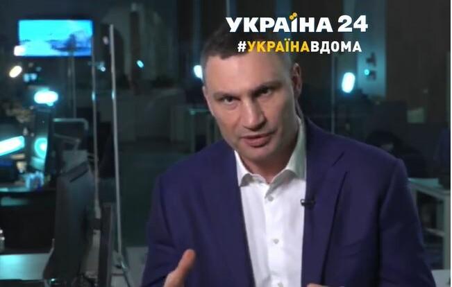Кличко назвал три сценарии развития заболевания коронавирусом в Киеве