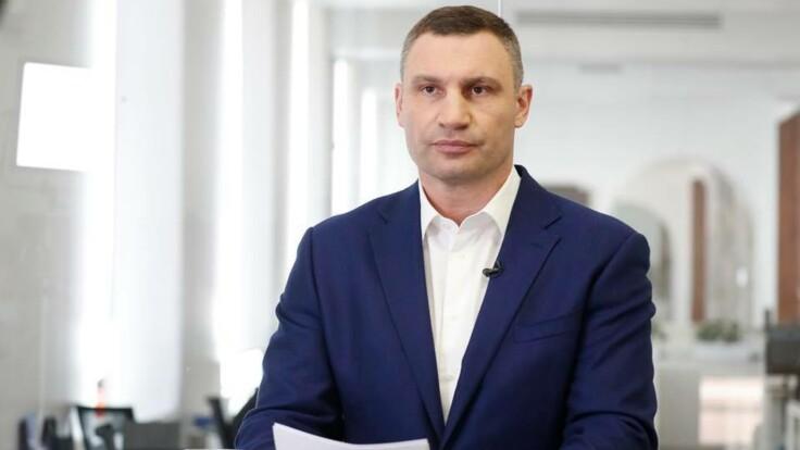 Кличко рассказал, сколько врачей в Киеве болеют коронавирусом