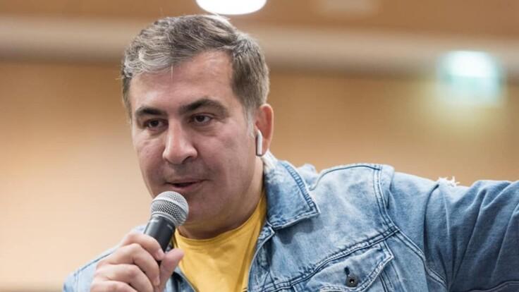 Зеленский сделал рискованный шаг — Саакашвили о своем назначении