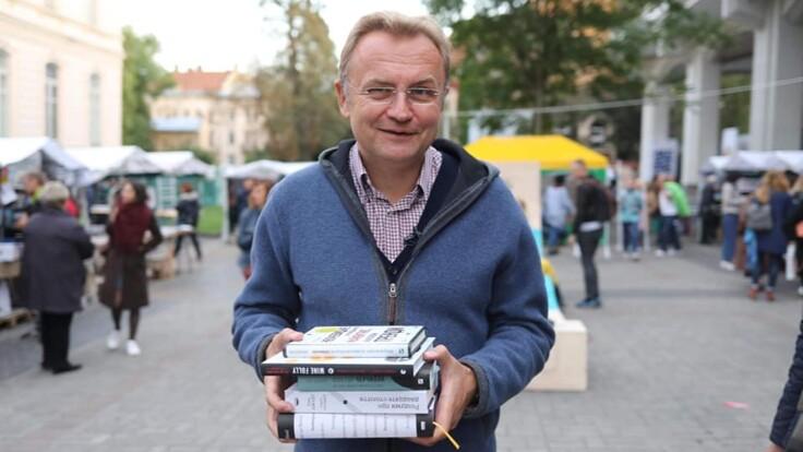 """""""Львовяне для меня родные"""": Садовый прокомментировал выборы мэра"""