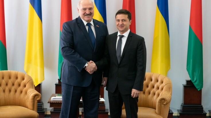 Гордон рассказал, как Зеленский при нем звонил Лукашенко