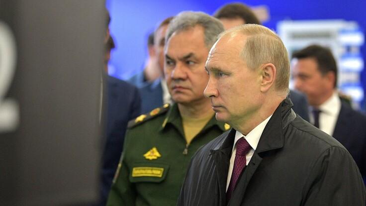 """""""Розраховано на Україну"""": в Росії пояснили указ Путіна про ядерну зброю"""