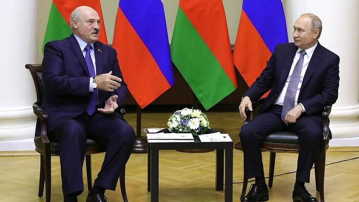 Путін образився на Лукашенка: Гордон про підступний план Росії