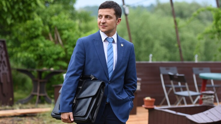 """Режиссер """"Слуги народа"""" о Зеленском: Голобородько – это он"""