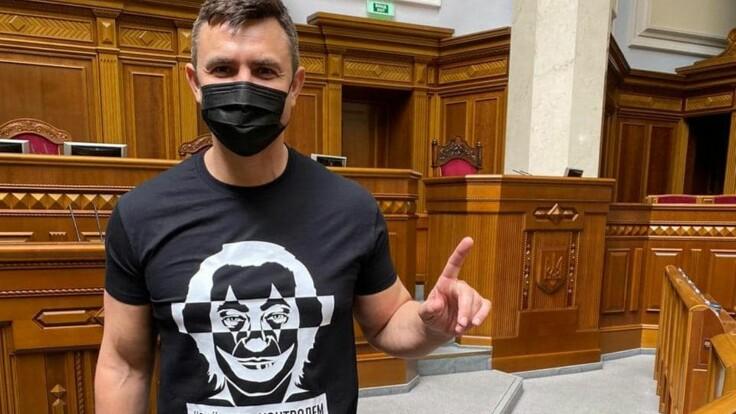 """Скандальний """"Слуга народу"""" впевнений, що виграє вибори мера Києва"""