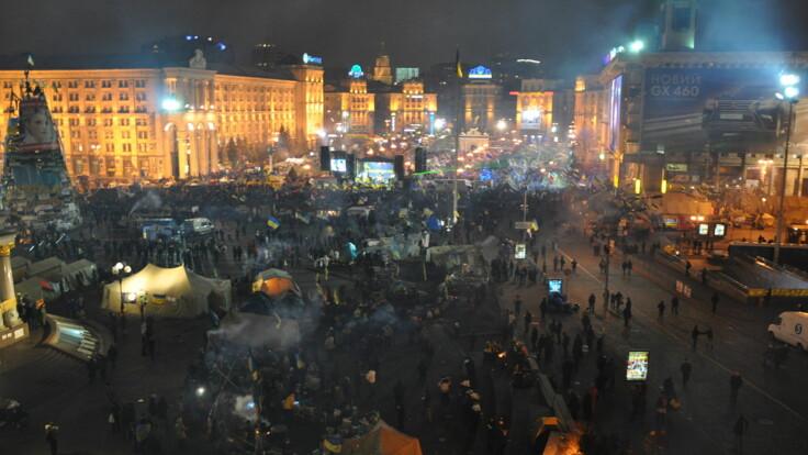 Динамика колоссальная — Венедиктова о делах Майдана