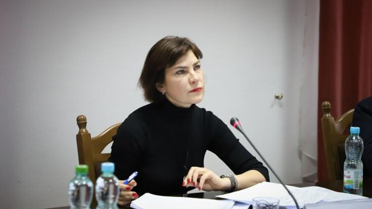 Генпрокурор Ирина Венедиктова дала интервью известному зарубежному изданию: главные темы
