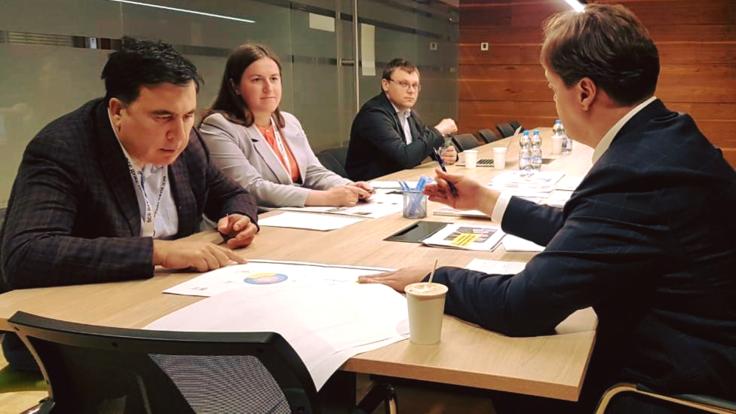 """""""Отбиваем самые худшие вещи"""": Саакашвили о работе на новой должности"""