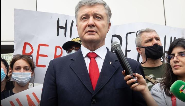 Президентов можно судить при одном условии – Луценко о деле Порошенко