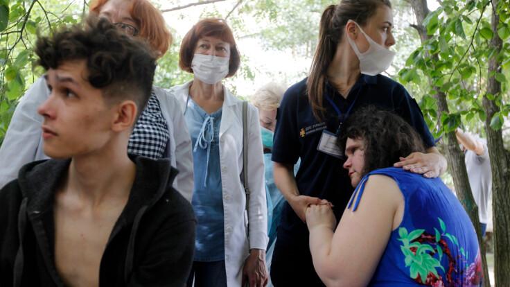 """Главная версия - газ, но вопрос в другом - """"слуга народа"""" о взрыве на Позняках"""