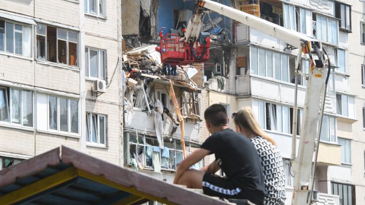 """""""Как в обычном общежитии"""": в каких условиях живут люди после взрыва на Позняках"""