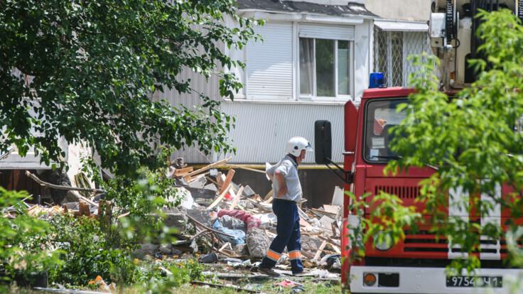 Взрыв в Киеве: найдено тело еще одной жертвы трагедии (обновлено)