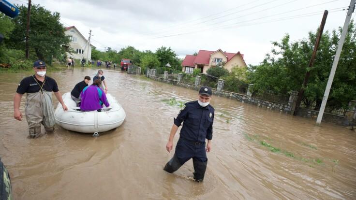 Наводнение в Карпатах: Москаль назвал неожиданную причину