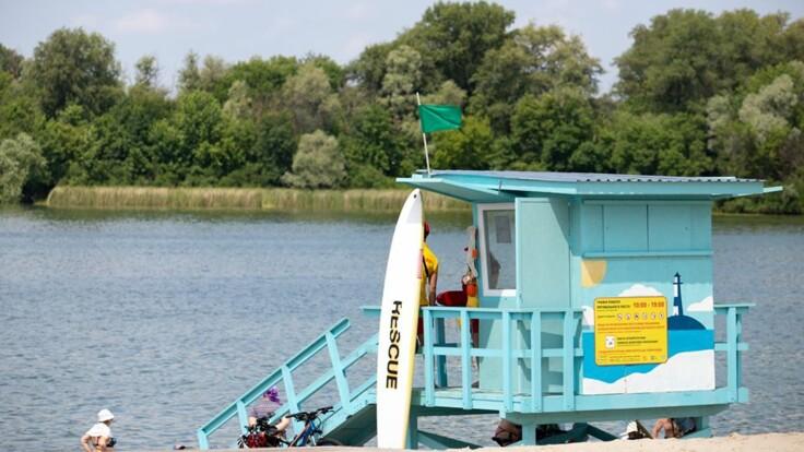 Киевские пляжи опасны: где отдохнуть за пределами столицы