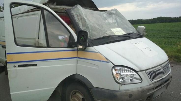 """В Полтавской области взорвали и ограбили авто """"Укрпочты"""": подробности от полиции"""
