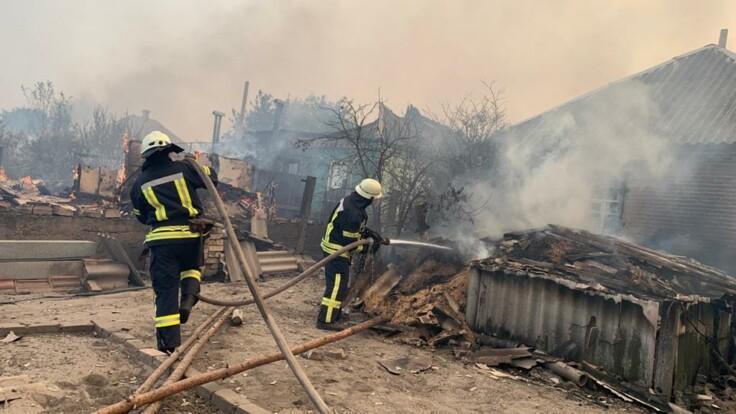 Россия будет мешать - эксперт о тушении пожаров в Луганской области