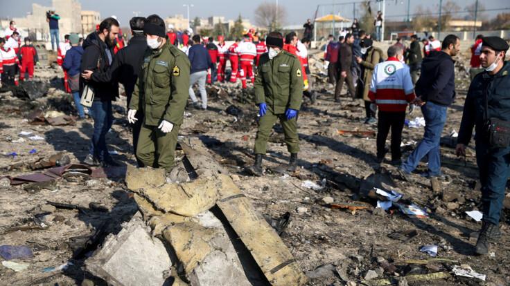 Є запитання щодо іранської ракетної установки — експерт про катастрофу літака МАУ