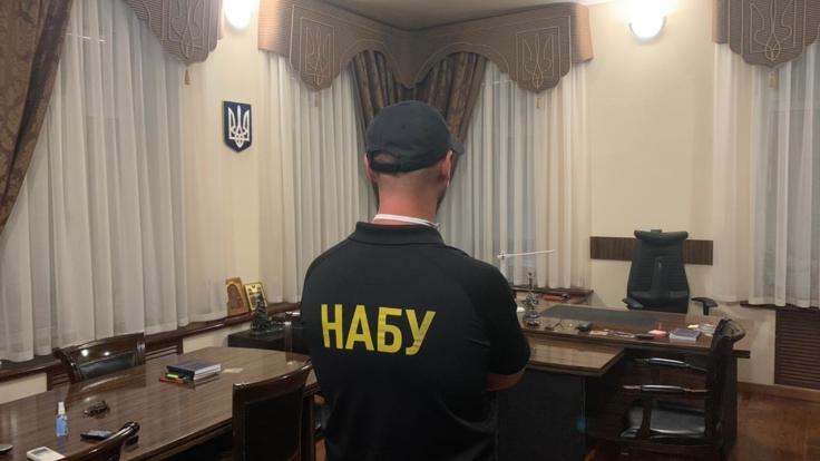Обшуки в Окружному адмінсуді Києва: що відомо про фігурантів справи