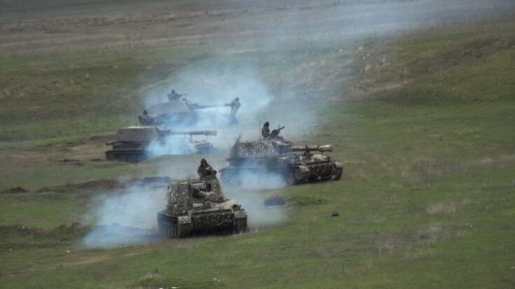 """В """"Слуге народа"""" не против военной помощи Азербайджану"""
