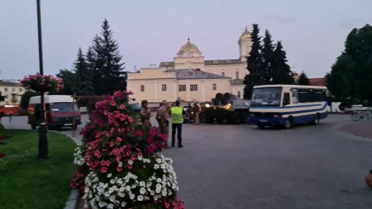 Захват автобуса в Луцке - появились данные о состоянии освобожденных заложников