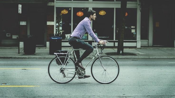 Если вас наехали велосипедом: в МВД дали совет украинцам