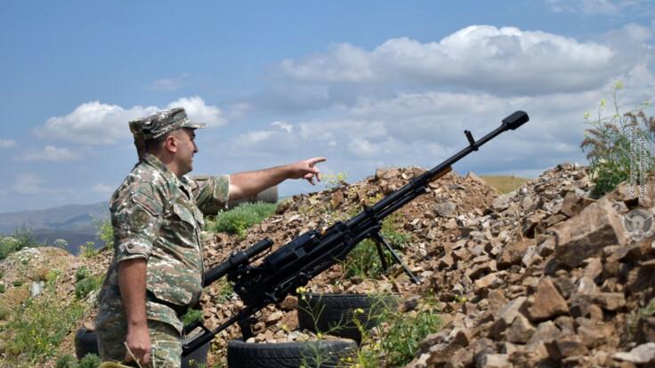 Гордон рассказал, кто виноват в войне Армении и Азербайджана