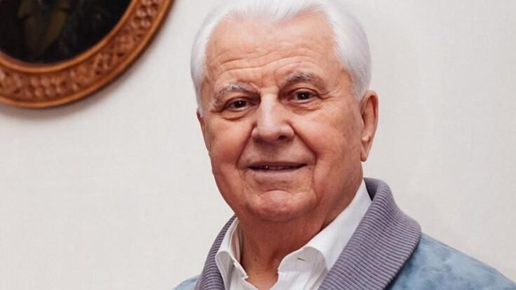 Кравчук принял решение насчет переговоров по Донбассу