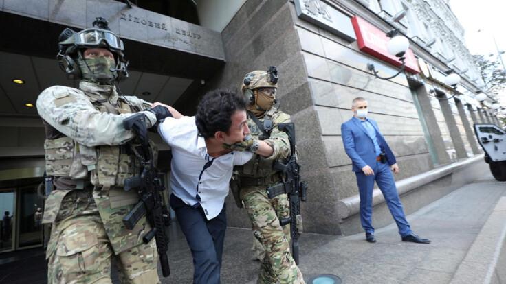 Хто такий Сухроб Карімов: подробиці про терориста, який захопив банк у Києві