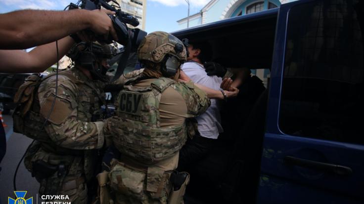 Звільнення захопленого банку в Києві: експерт назвав помилку силовиків