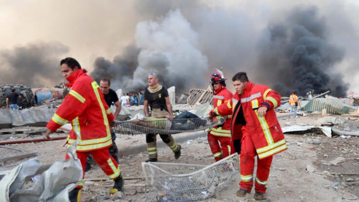 Дома в руинах, больницы переполнены – очевидица о взрыве в Бейруте
