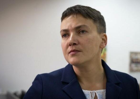 Савченко о Евромайдане: я видела, кто первым начал стрелять