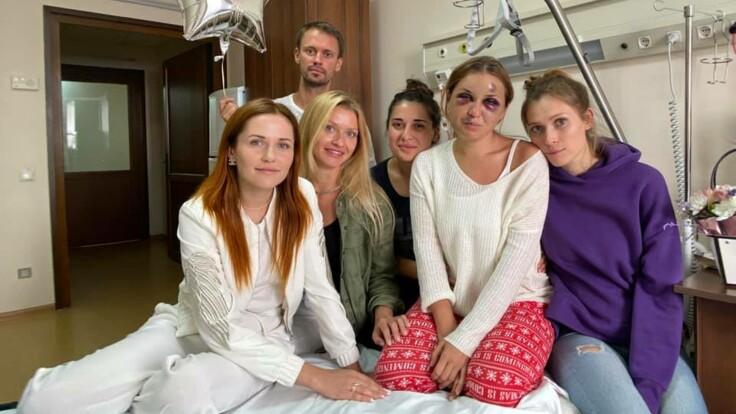 Жестокое нападение на пассажирку поезда - муж Луговой рассказал о ее состоянии