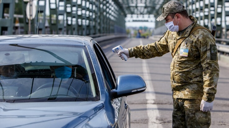 Україна закрила проїзд до Криму: що відбувається на адмінкордоні