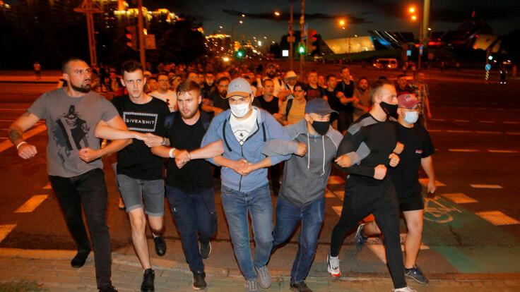 Протести у Білорусі: експерт розповів, що може зупинити Лукашенка