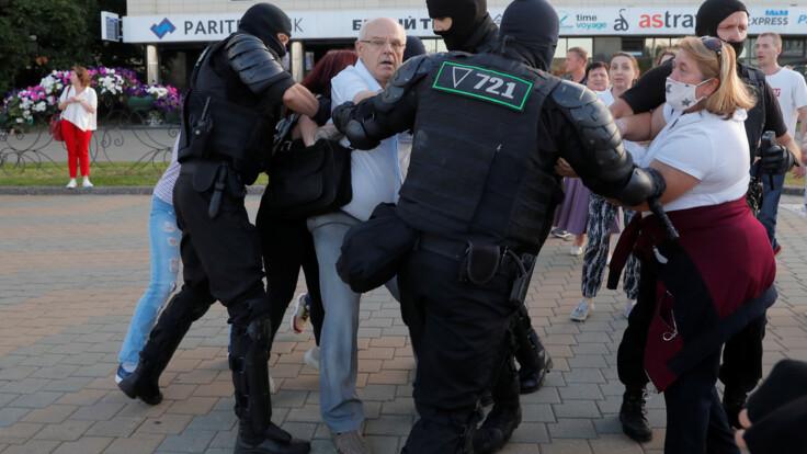 В Беларуси задержаны украинские журналисты: эксперт рассказал, что  с ними будет