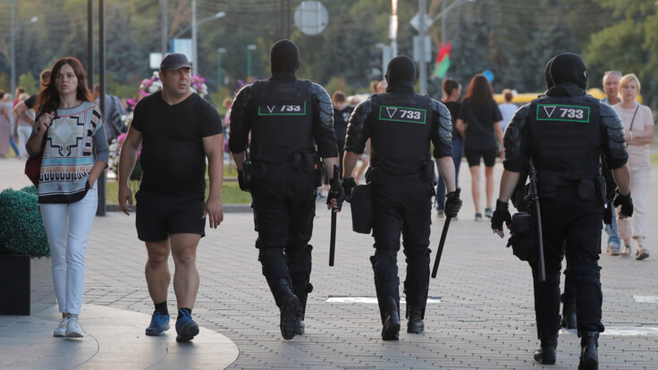 """""""Гібридна війна проти Білорусі"""": у Лукашенка поділилися своїм баченням протестів"""