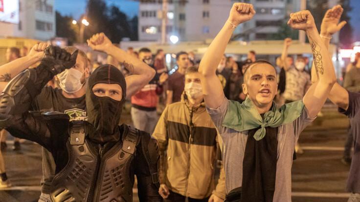 Україна повинна реагувати жорстко – нардепка щодо протестів у Білорусі