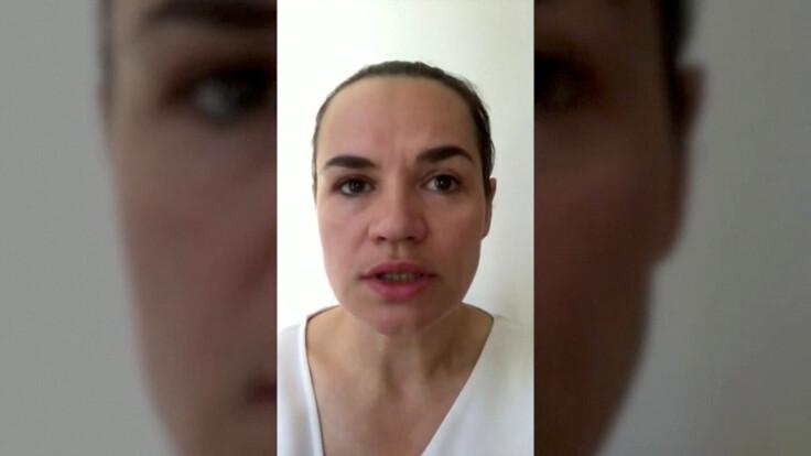 """Довірена особа Тихановської: """"Її чоловіка тримають у карцері й постійно б'ють"""""""