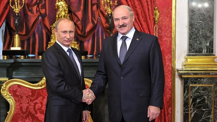 Он торгуется не с Путиным - громкому заявлению Лукашенко дали объяснение