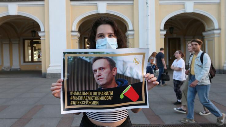 """Кремль ушел в """"несознанку"""": журналист рассказал, есть ли риск нового отравления Навального"""