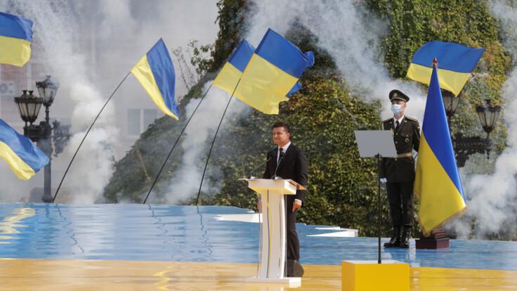 """День Незалежності на телеканалі """"Україна 24"""" - святковий ефір"""