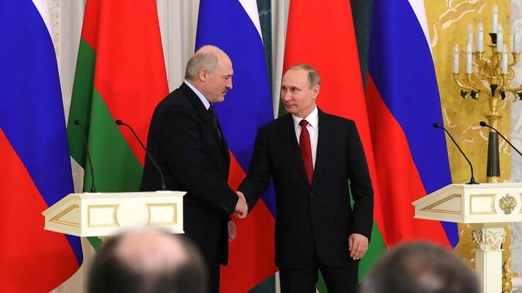 Путин пользуется неадекватностью Лукашенко — Климкин