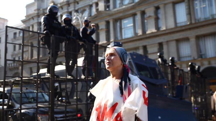 """""""Зеленые человечки"""" уже помогают Лукашенко – политолог о протестах в Беларуси"""