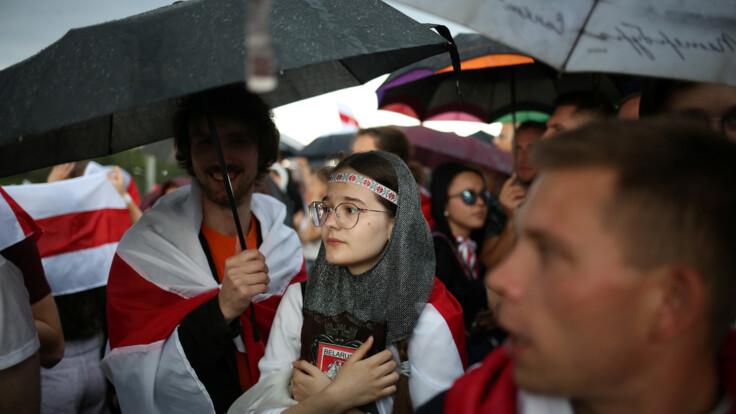 """Это не """"добрый усатый дядя"""": политолог рассказал, чем закончатся протесты против Лукашенко"""