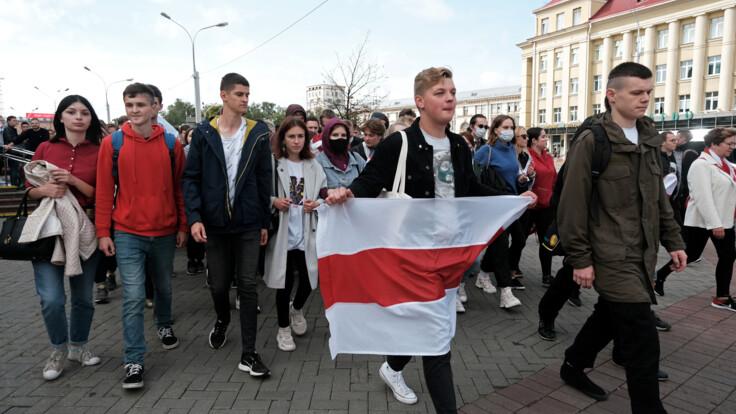 """""""Лукашенко уже проиграл"""": белорусский оппозиционер о протестах"""