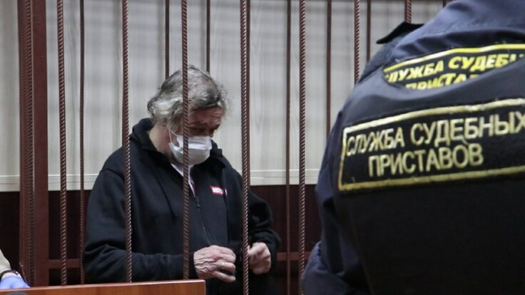 """""""Деградация личности"""": Гордона опечалила позиция актера Ефремова в суде"""