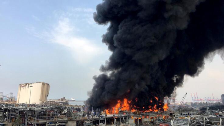Это спецоперация - эксперт о новом происшествии в Бейруте