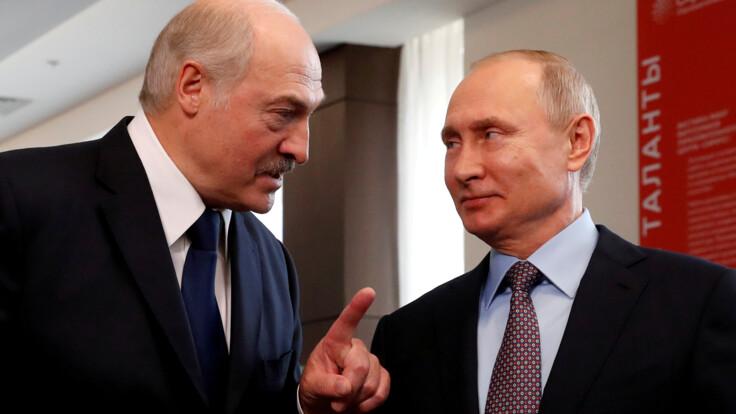 Лукашенко окончательно сдаст Беларусь — эксперт о встрече с Путиным