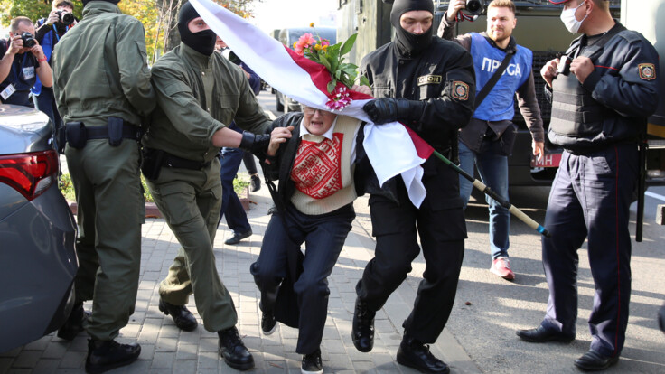 В Минске брутально разогнали противников Лукашенко: подробности