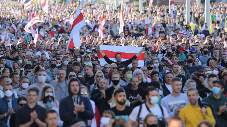 Є малопомітний, але важливий момент — експерт про протести в Білорусі